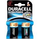 Pile alcaline C Duracell ultra power