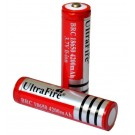 Batterie rechargeable Li-ion 18650